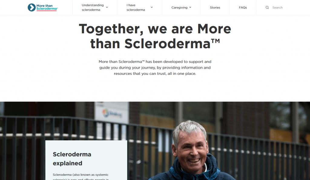 Startseite More than Scleroderma