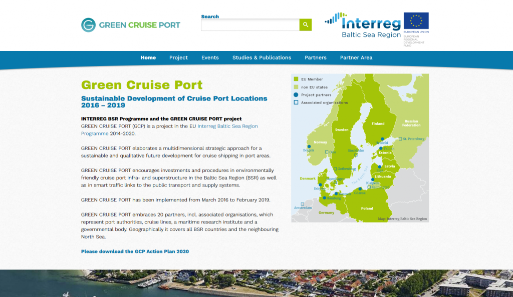 Referenz Green Cruise Port